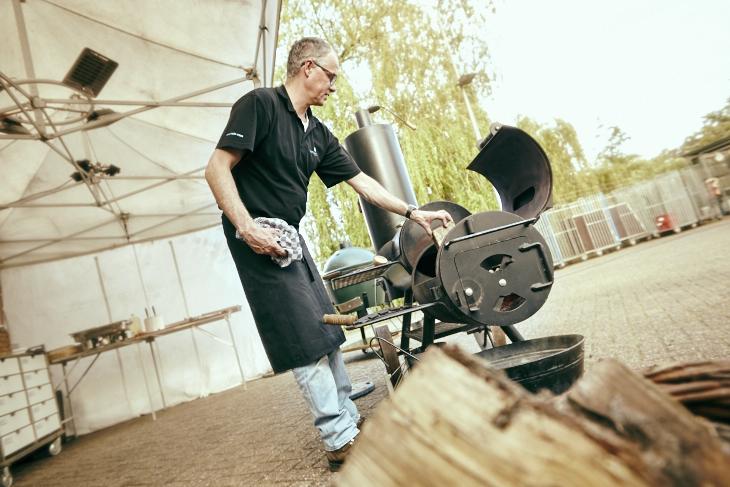 live cooking & grilling | Regeldat.nu